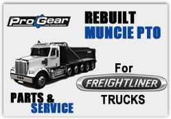 pto for freightliner trucks