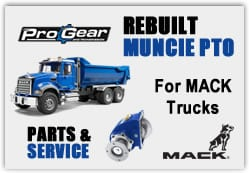 pto for mack trucks