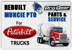 pto for peterbilt trucks